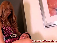 Ass, Shemale, Dominant japanese shemale nurses, Txxx.com
