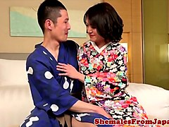 Ass, Shemale, Japanese shemale family, Txxx.com