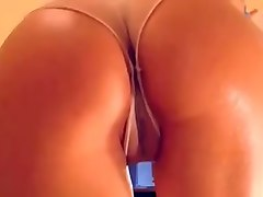 Oil, Cameltoe, Fat, Oiled up twins, Txxx.com