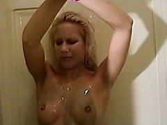 Smoking, Shower, Smoking vagina, Xhamster.com