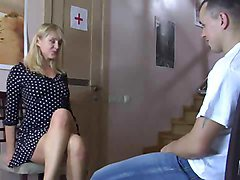 Doctor, Beauty in doctors uniform, Xhamster.com