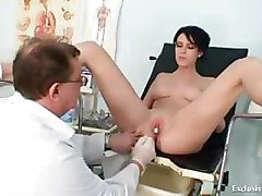 Bus, Doctor, Gyno, Babe, Hidden cam doctor tube, Pornhub.com