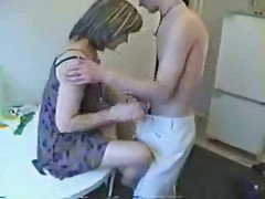 Kitchen, Mature, In the kitchen, Xhamster.com
