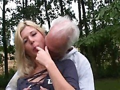 Blonde, Old Man, Old man fucks german teen, Xhamster.com