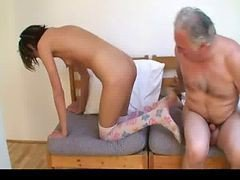 Old Man, Old man seduced, Xhamster.com