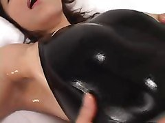 Asian, Black, Swimsuit, Swimsuit gangbang, Xhamster.com
