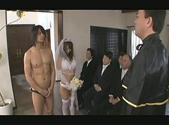 Asian, Gangbang, Japanese, Bride, Black gangbang, Xhamster.com