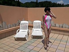 Crossdresser, Swimsuit, Dress, Crossdresser wbcam, Xhamster.com