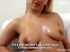 Casting, Czech, Audition, Canlendar audition, Pornhub.com