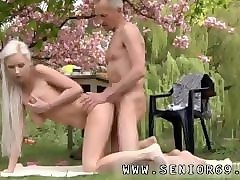 Blonde, Old And Young, Old and young redhaed anal, Pornhub.com
