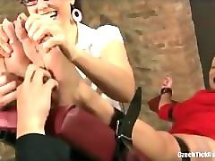 Tickle teacher feet in high heels, Pornhub.com