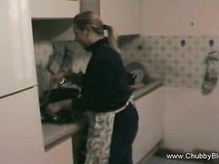Kitchen, Girl in kitchen, Gotporn.com