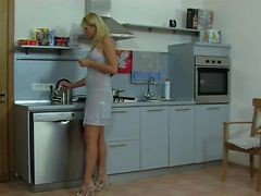 Kitchen, Mommy in kitchen, Gotporn.com