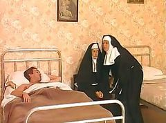 Nun, Ass, Nun education, Drtuber.com