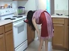 Kitchen, Milf, Lesbians glasses kitchen, Tube8.com