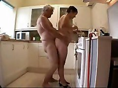 Kitchen, Couple, German bbw kitchen, Xhamster.com