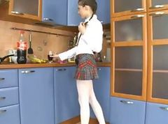 Kitchen, Ass, Kitchen shemale blowjobs, Xhamster.com