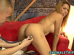 Shemale, Shemale fuck girl group, Gotporn.com